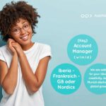 Key Account Manager / Account Manager Iberia, Frankreich, GB oder Nordics (w/m/d)